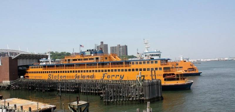 Is The Staten Island Ferry Still Free