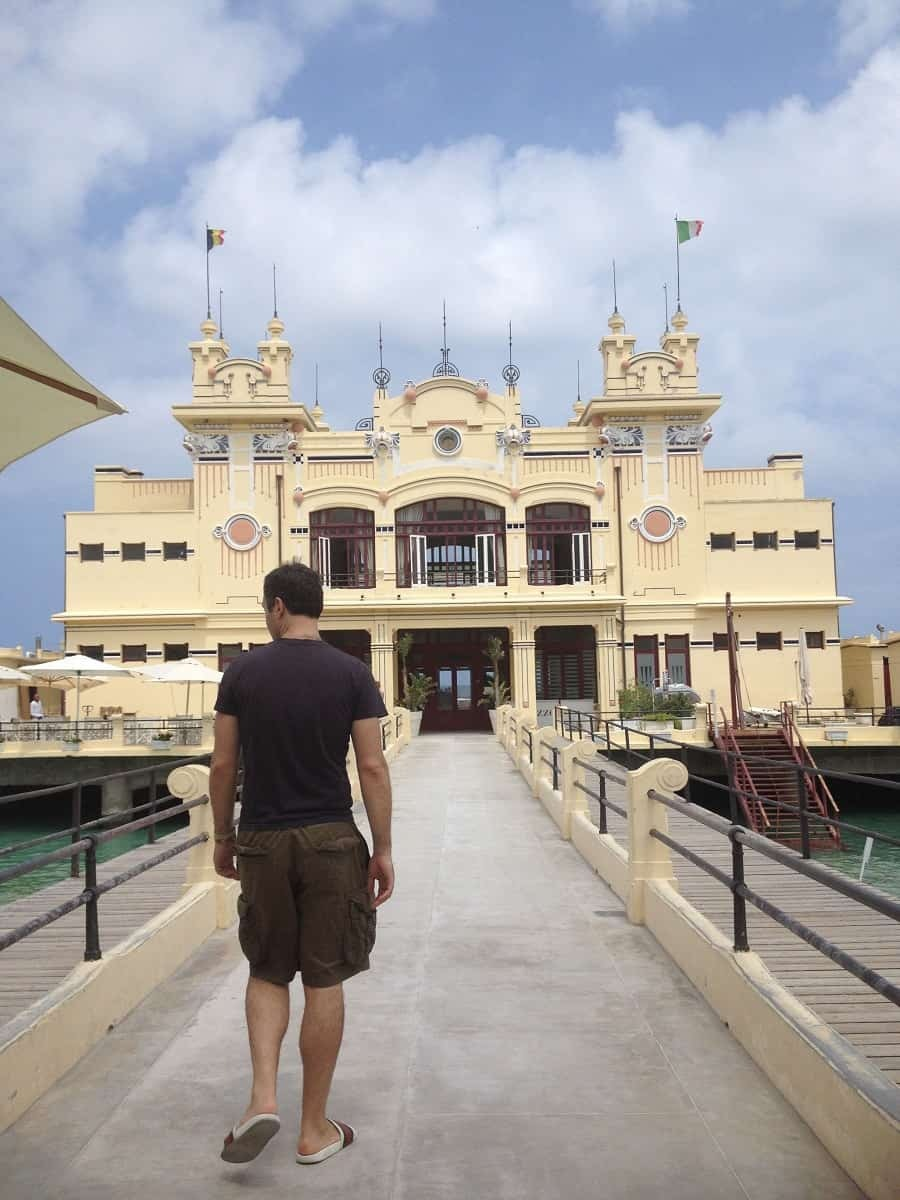 The Charleston in Palermo