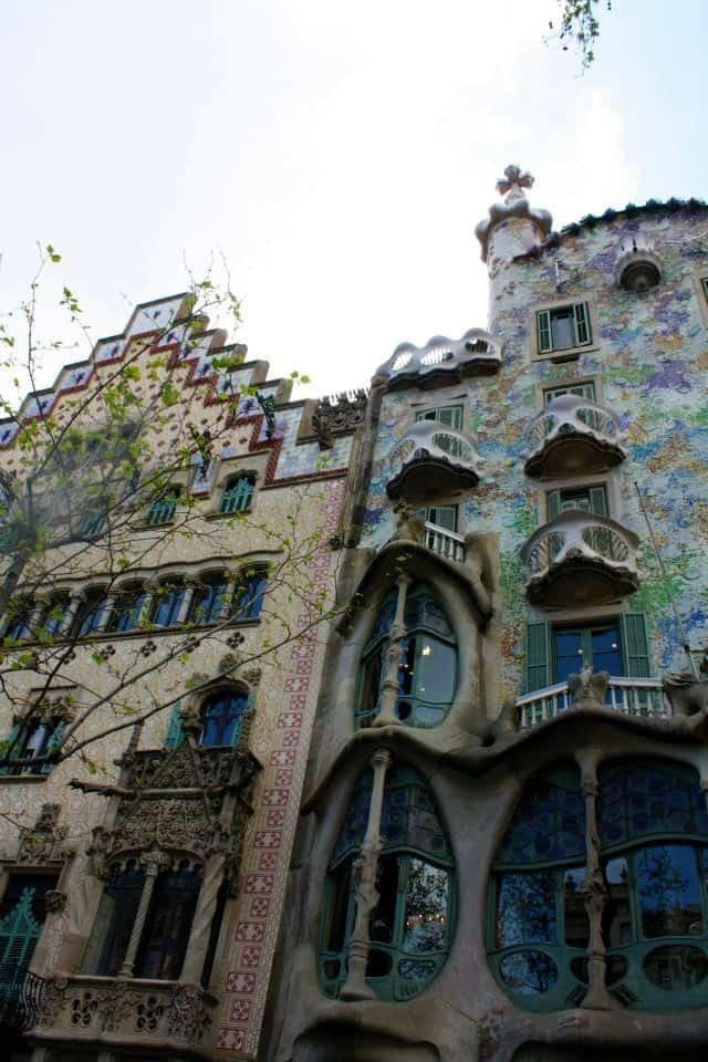 Gaudi's Casa Batilo