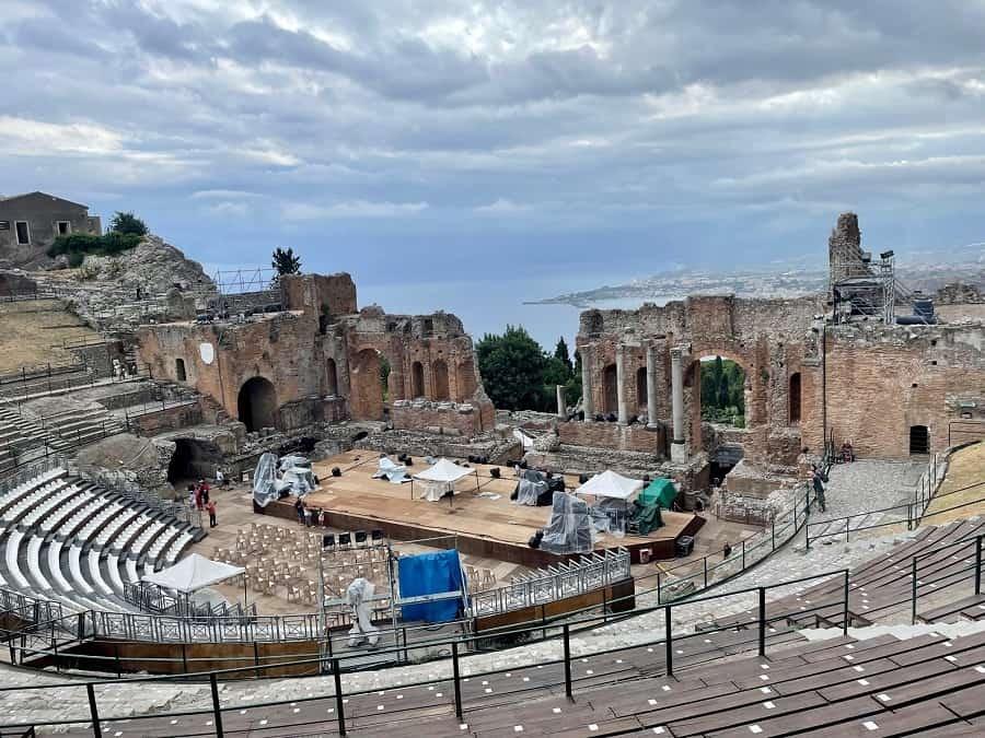 Teatro Antico in Taormina