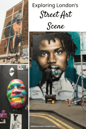 London's street art scene