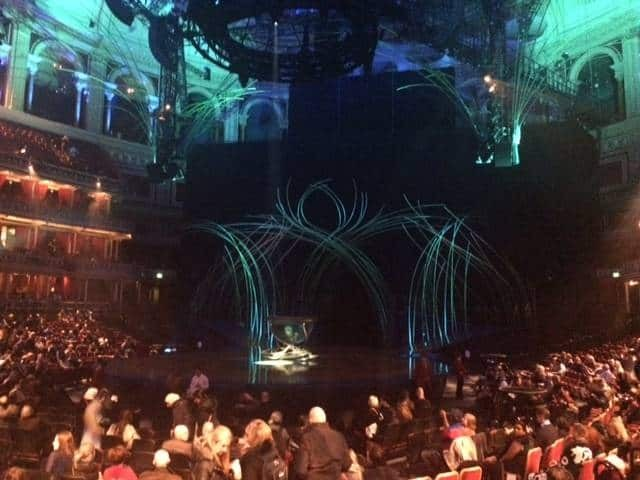 Awe and wonder at Cirque du Soleil