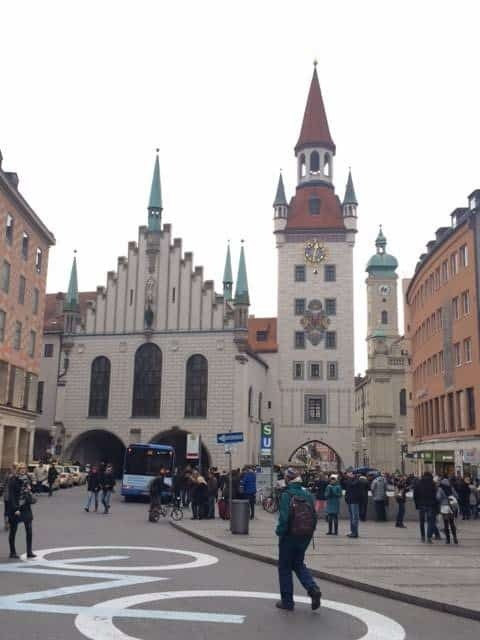, Altes Rathaus (Old Town Hall)