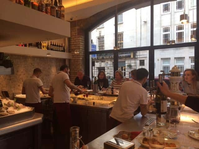 Barrafina Drury Lane