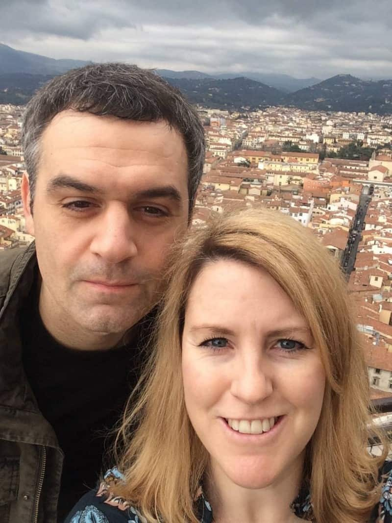 Views from top of the Duomo