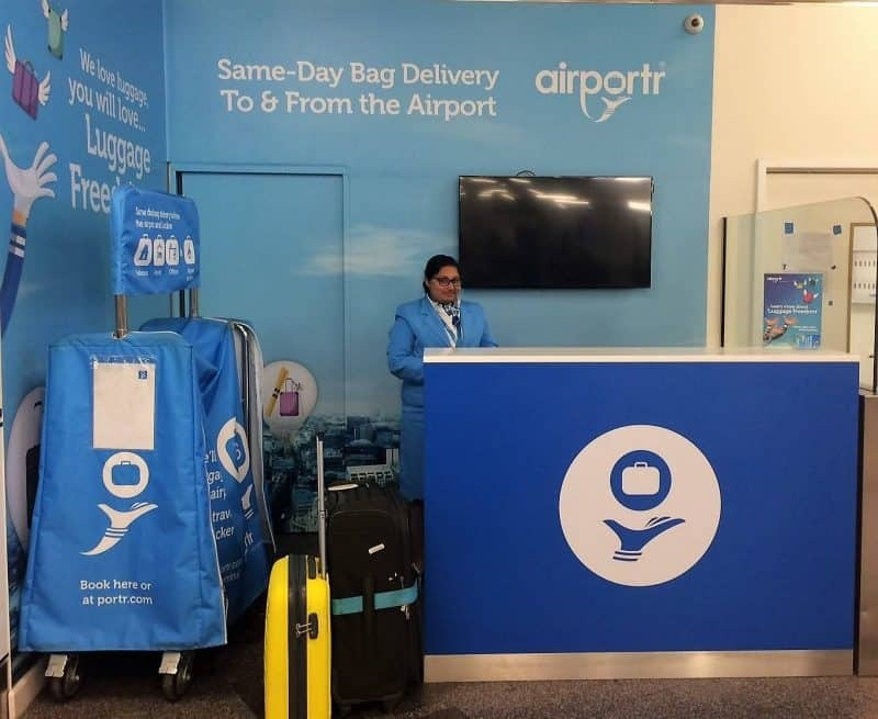 Airportr Gatwick North