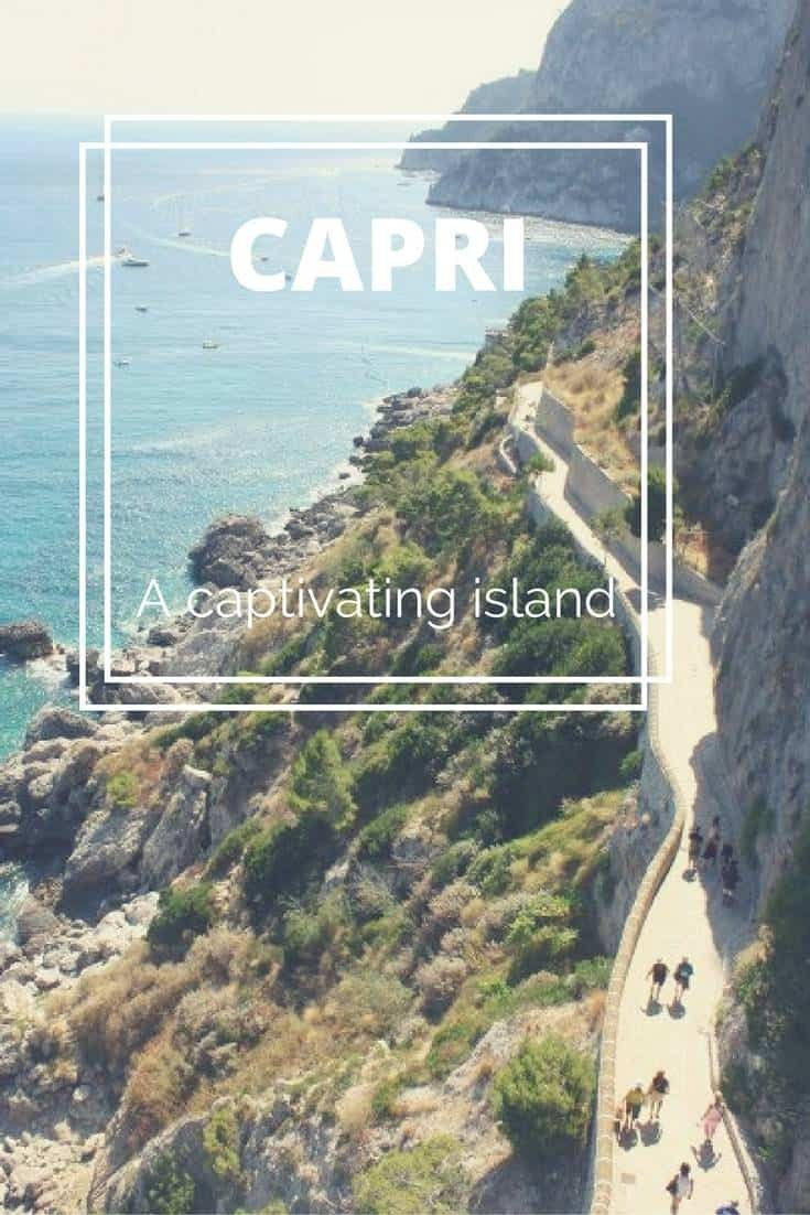 CAPRI - a captivating island