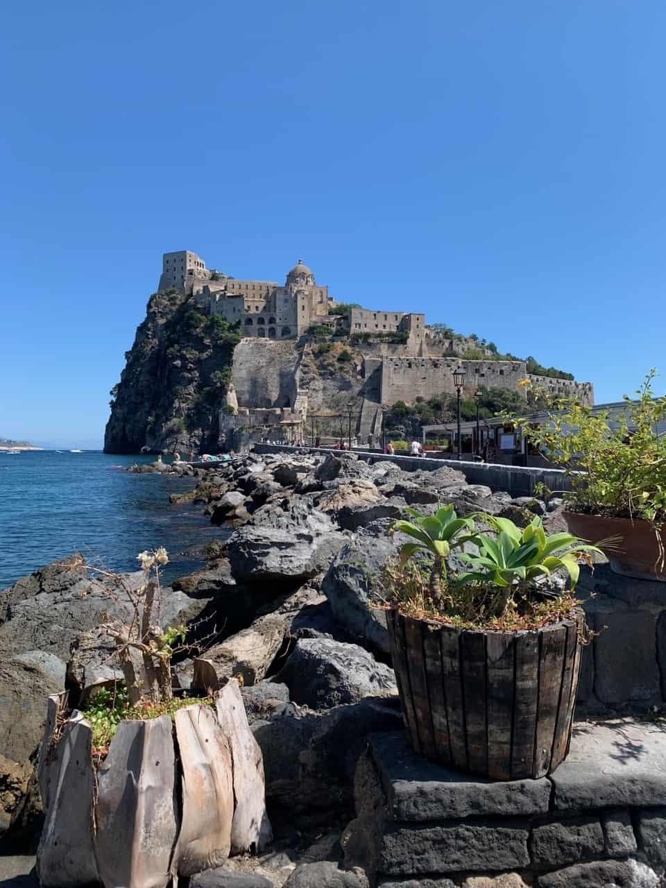 Ischia castle