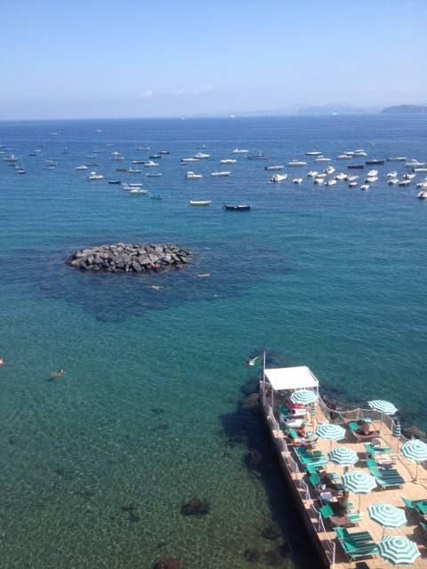 Miramare e Castello in Ischia