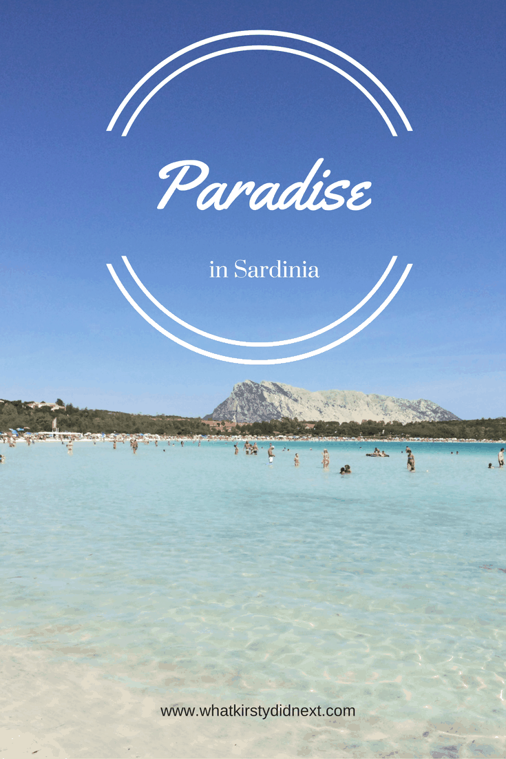 Olbia is a beach paradise in Sardinia