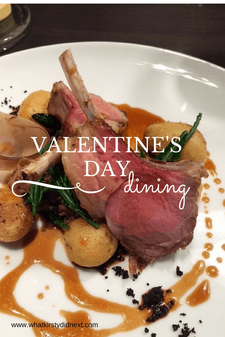 Valentine's Day dining deals