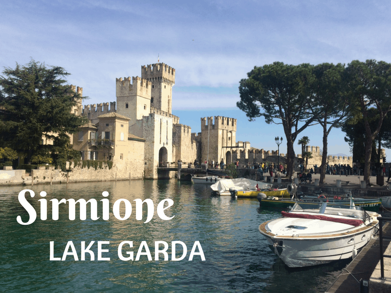 A day trip to Sirmione in Lake Garda