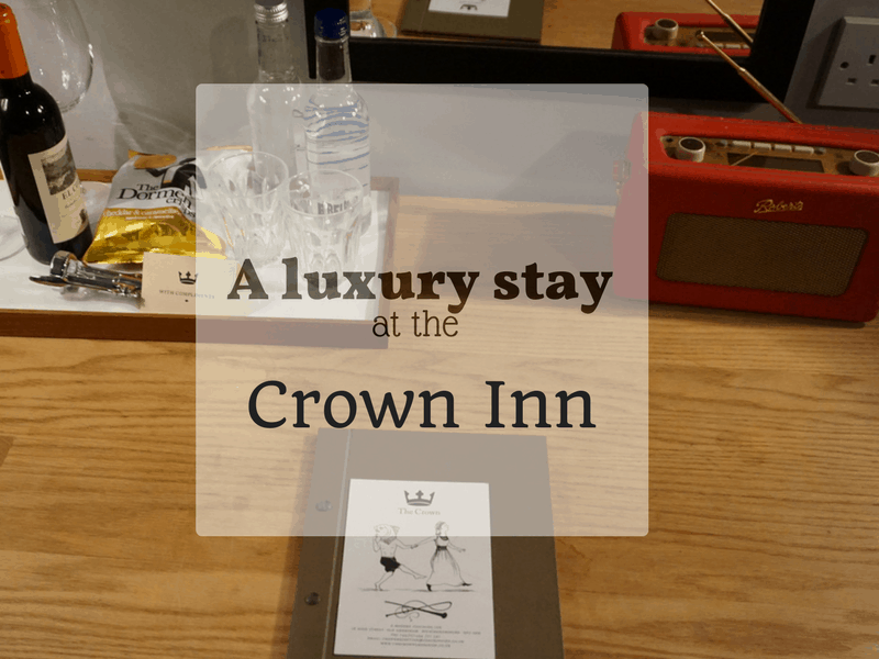 A luxury weekend at The Crown Inn