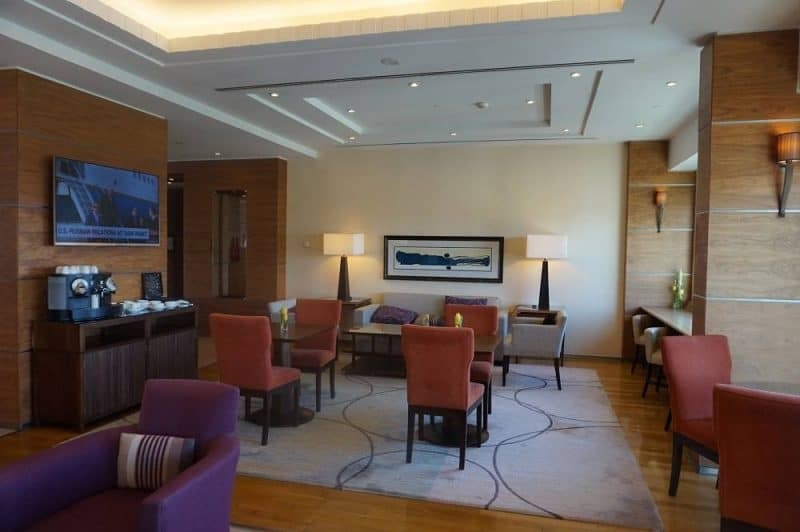 Executive Club at Corinthia Hotel Lisbon