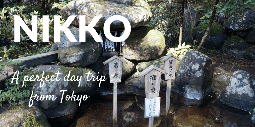 Nikko – the perfect day trip from Tokyo