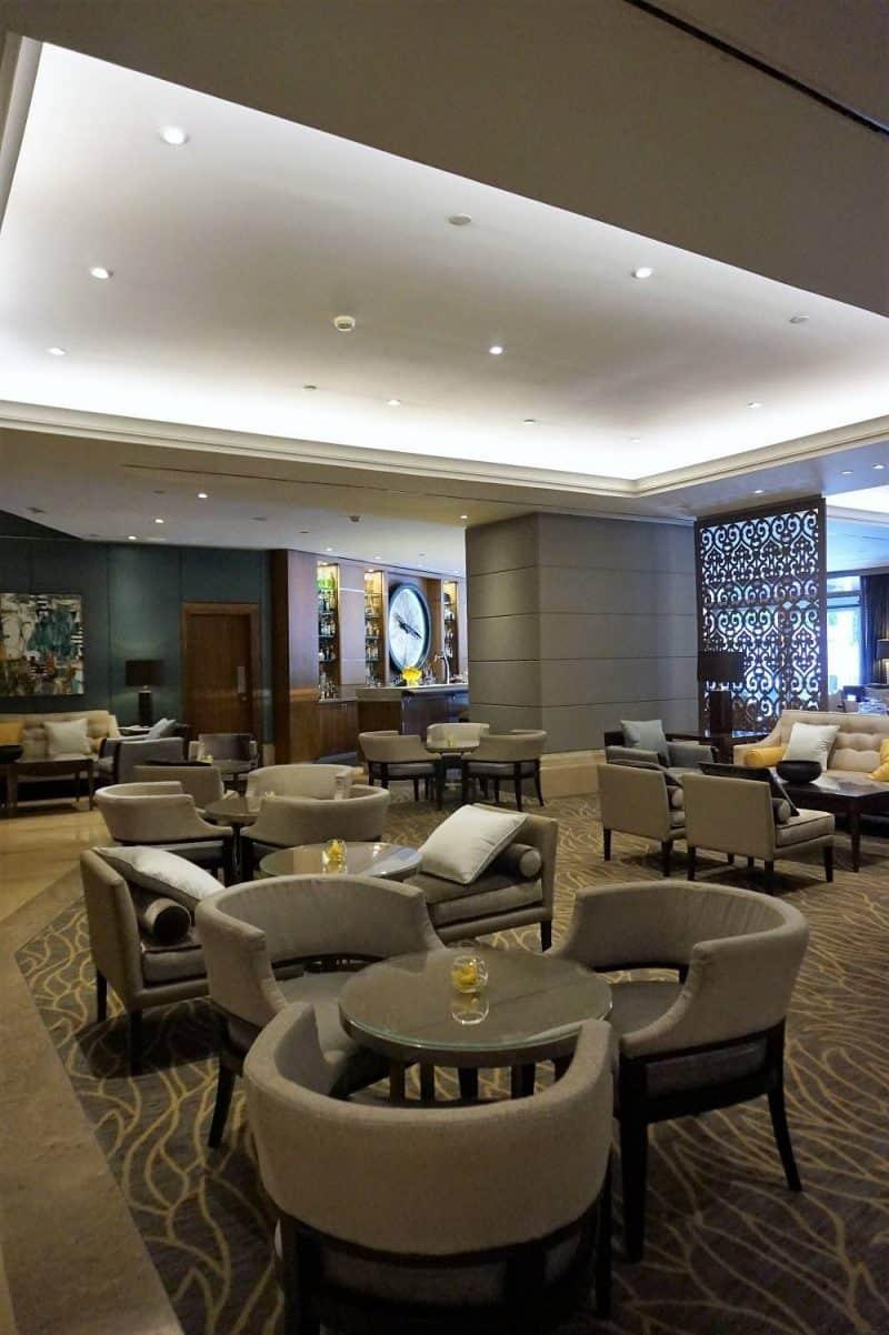 Tempus bar Corinthia Hotel Lisbon