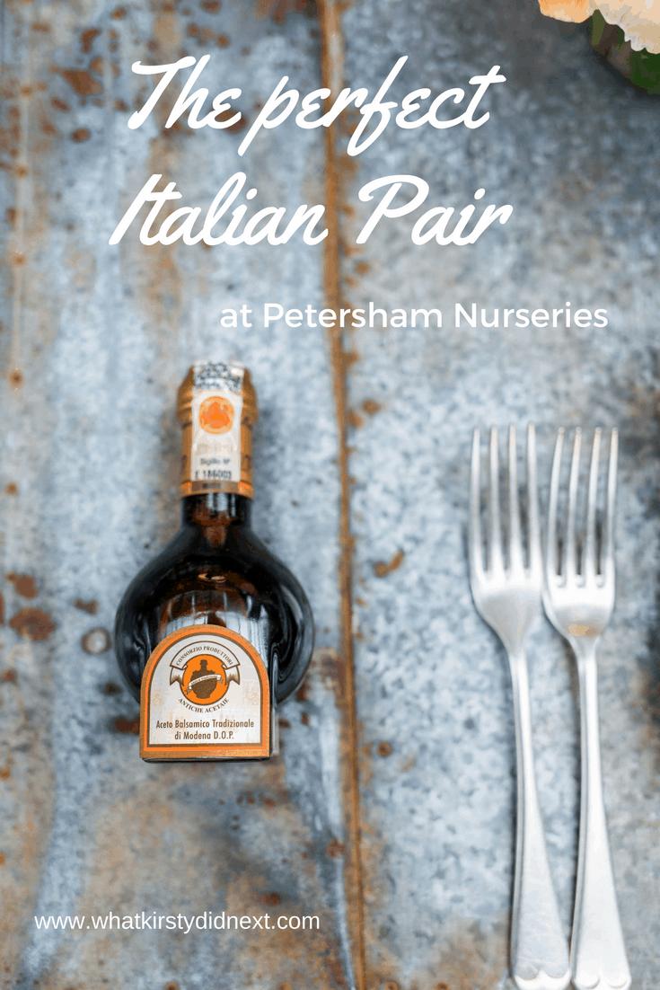 The perfect Italian Pair