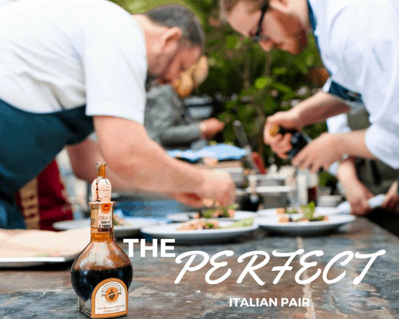 The perfect Italian food pairing