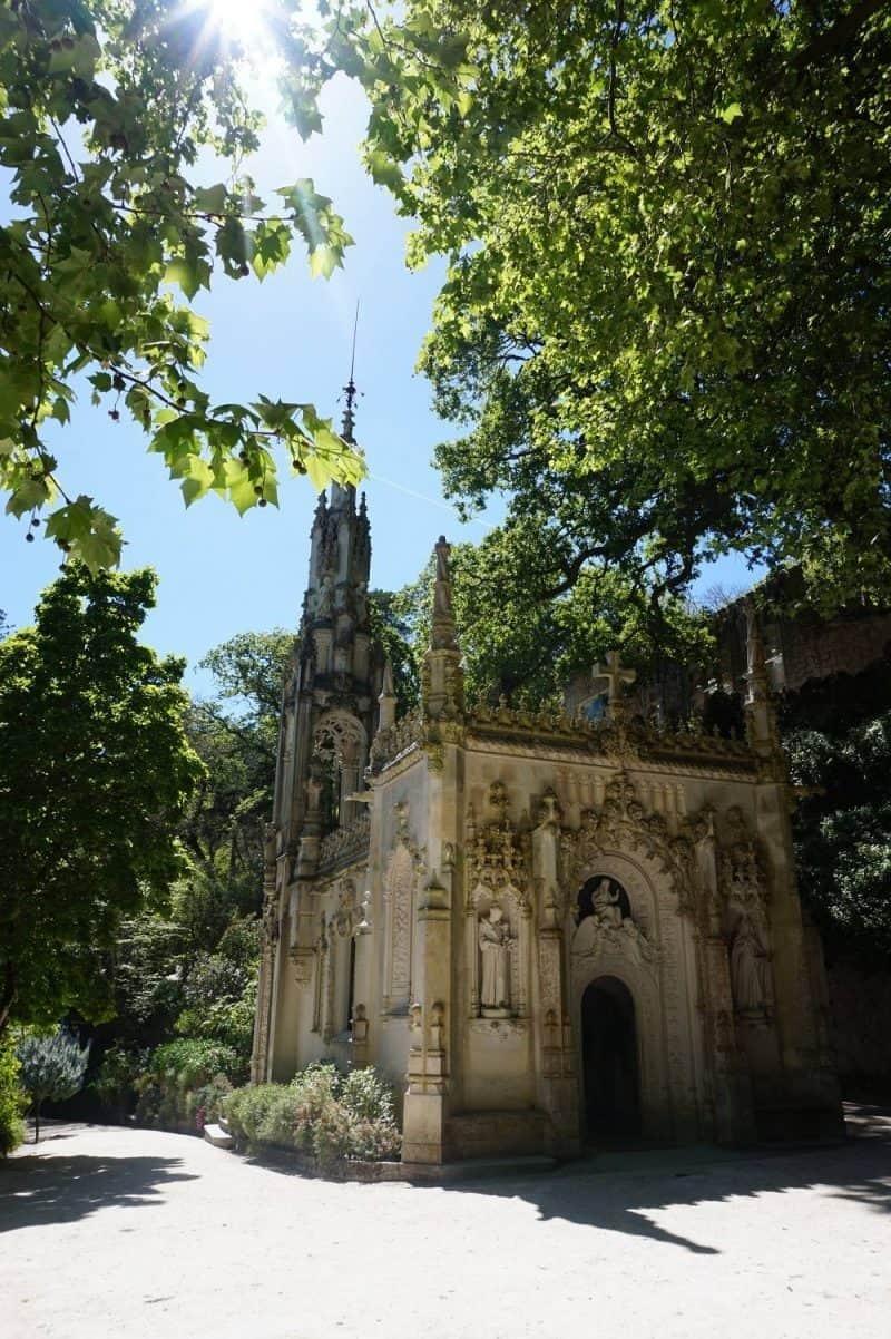 Quinta da Regaleira Chapel