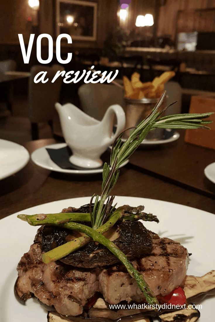 A review of VOC in London