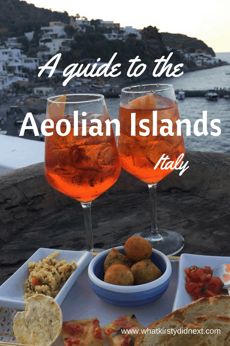 A guide to the Aeolian Islands in Italy