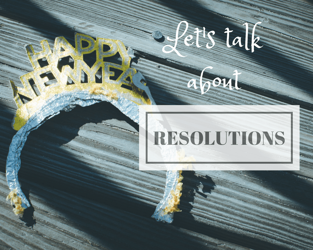 Let's talk about resolutions