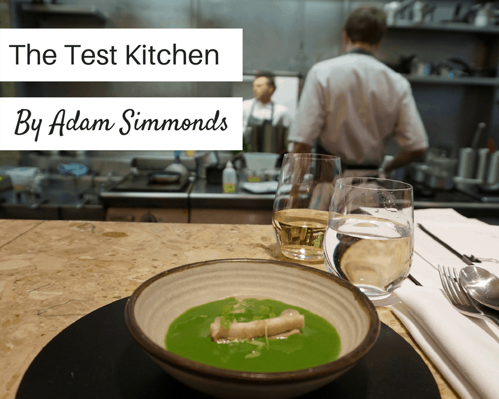 Test Kitchen Adam Simmonds