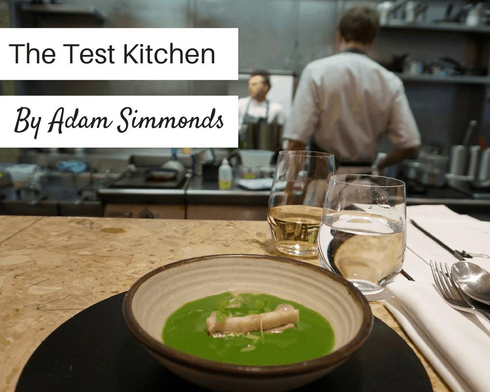 The Test Kitchen by Adam Simmonds