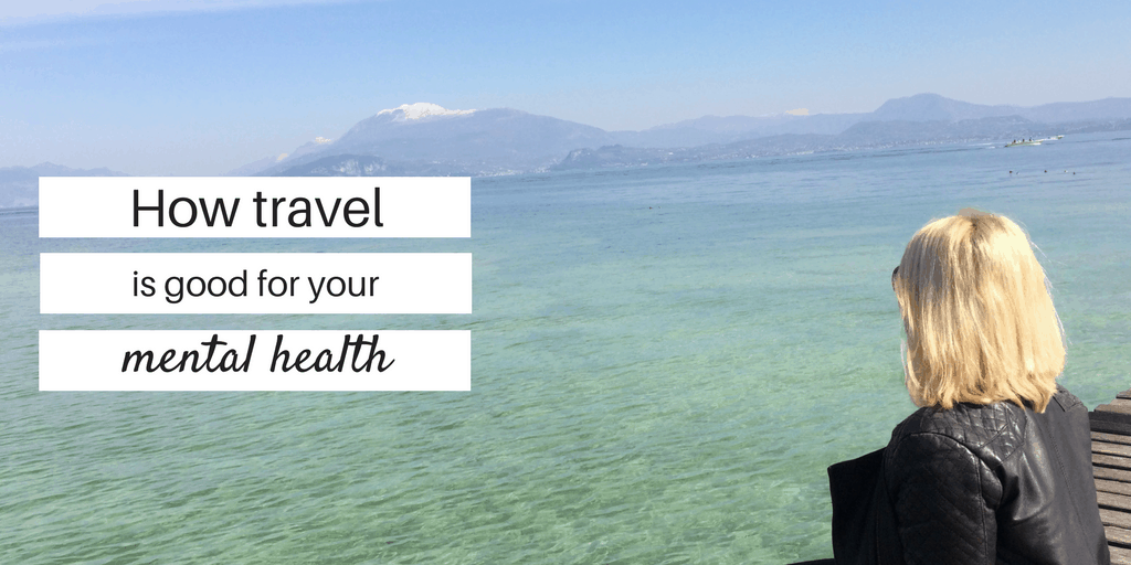 How travelling and taking time out is good for mental health
