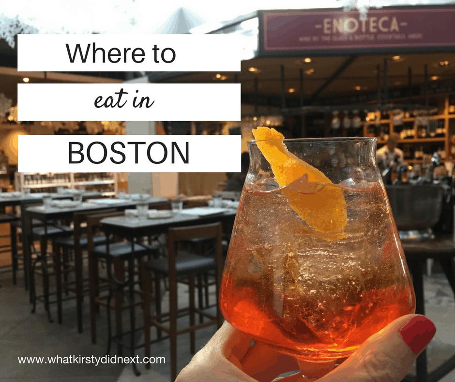 Stephanie S Restaurant Boston