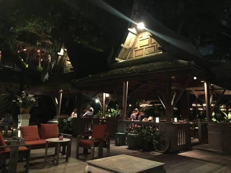 Thiptara Thai restaurant at The Peninsula in Bangkok
