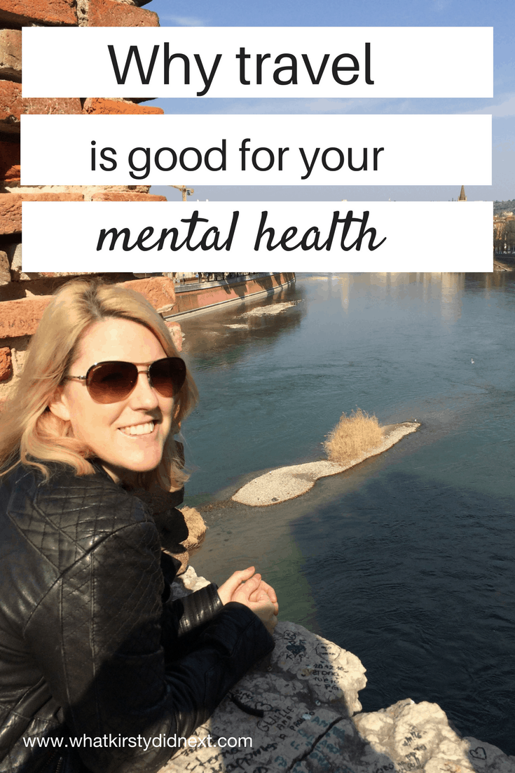 Why travel is good for your mental health