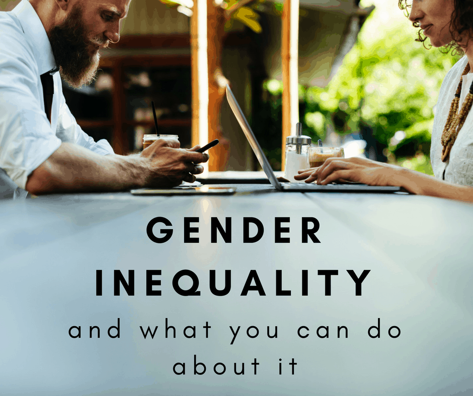 What's the deal with gender pay inequality?