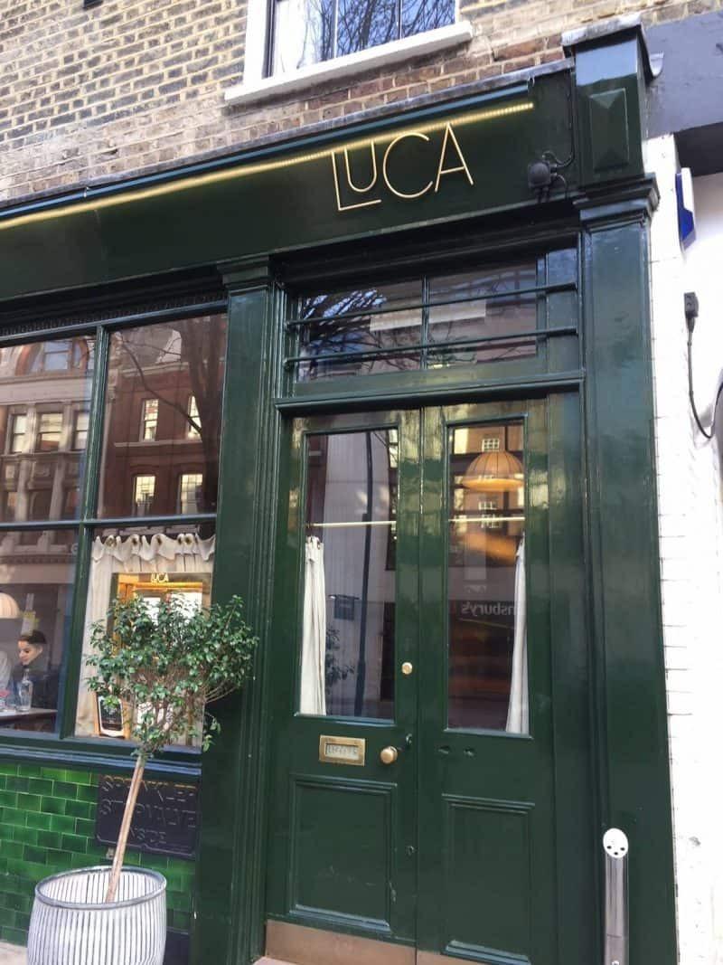 Luca in Clerkenwell