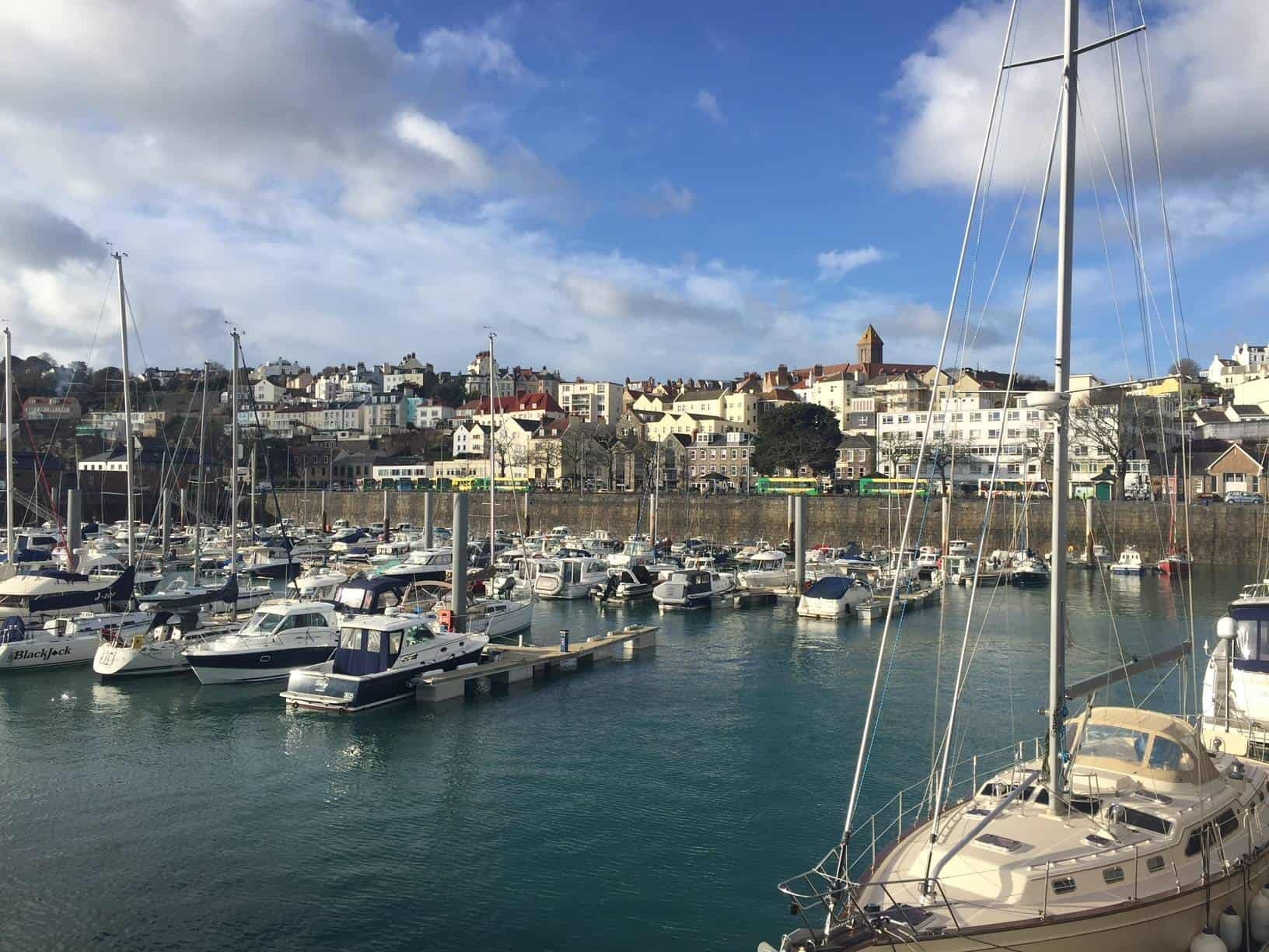 Jersey Channel Islands Weather  Days