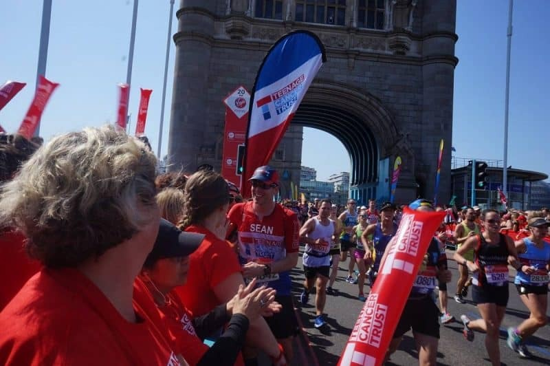 Charities and the London Marathon