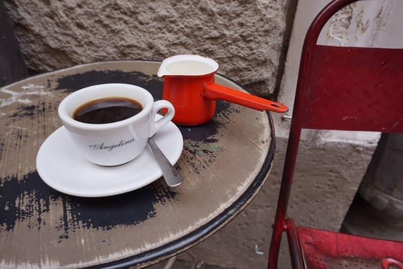 Coffee in Rome
