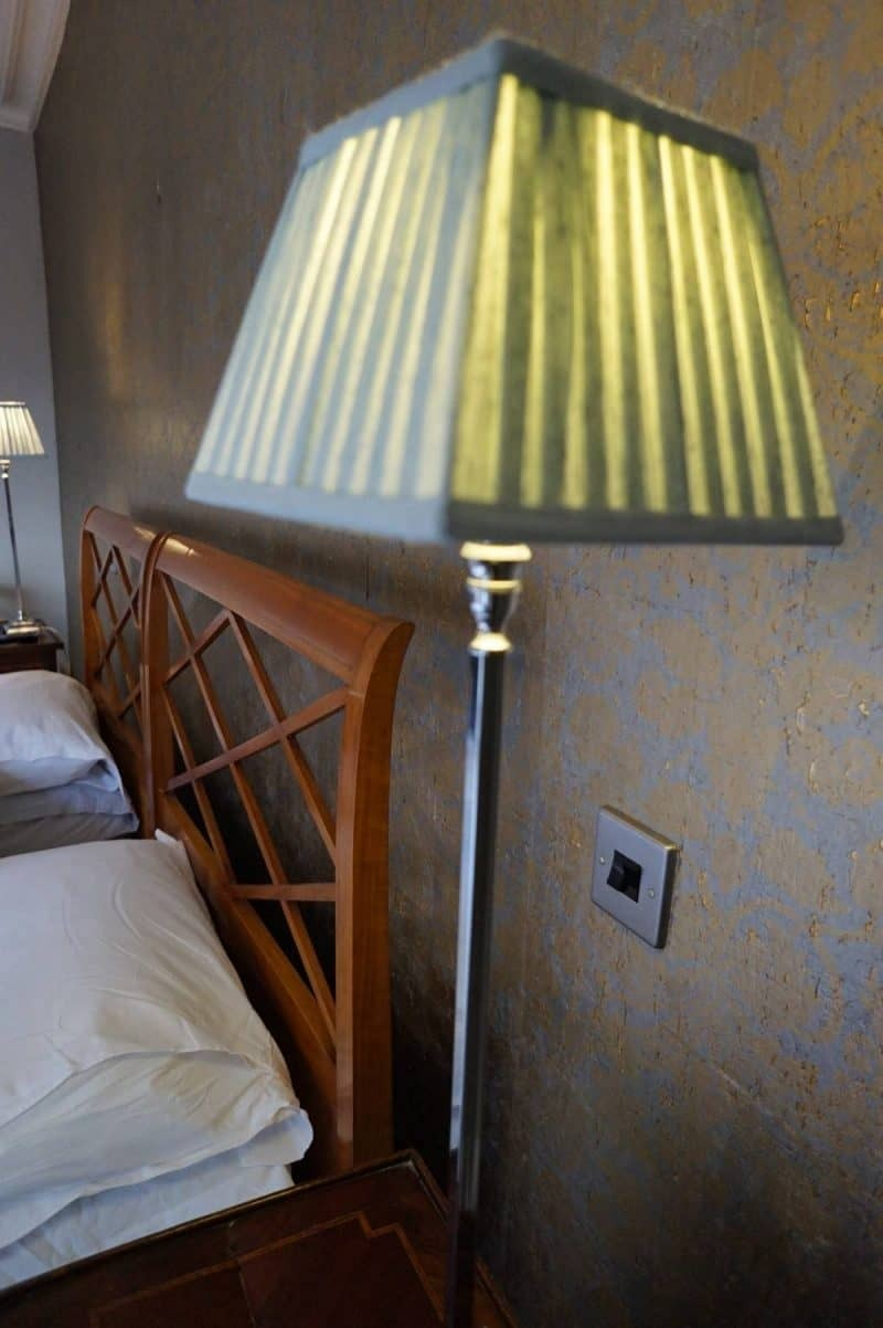 Grays Court Hotel Somerset room