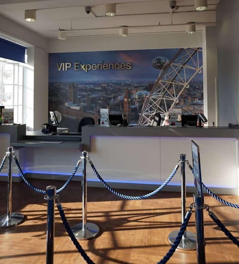 VIP London Eye experience