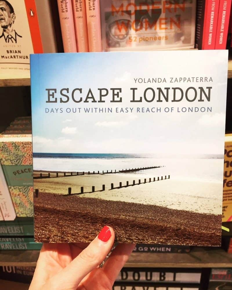 Escape London book