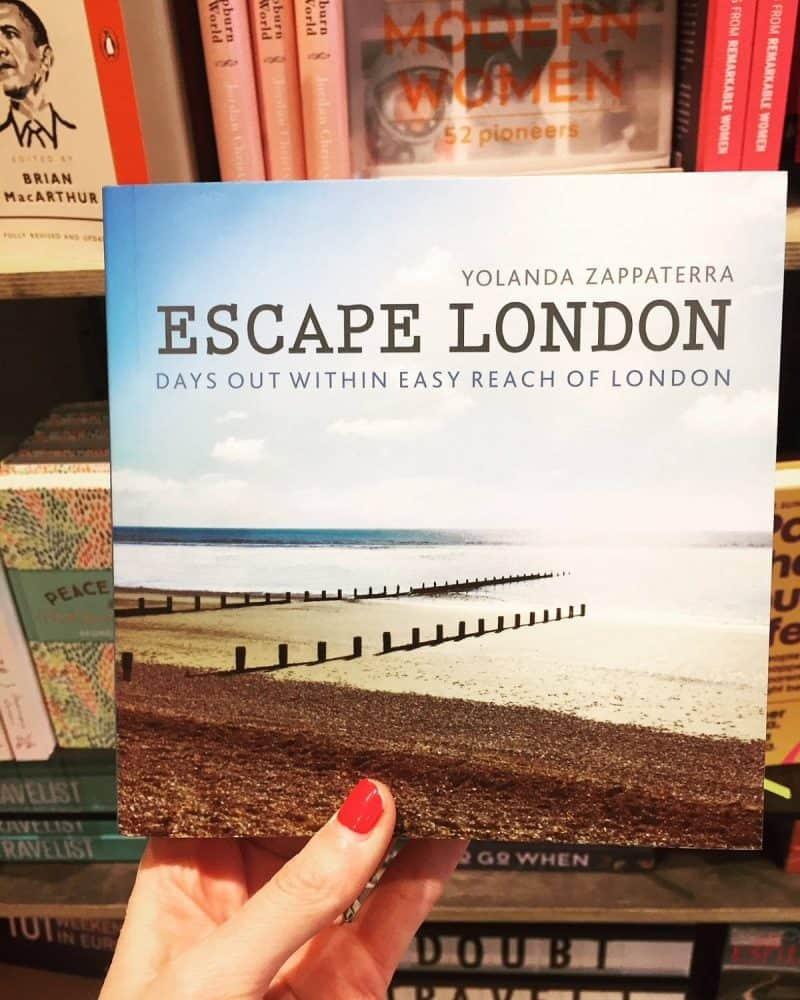 Escape London book