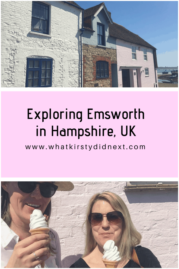 Exploring Emsworth in Hampshire, UK