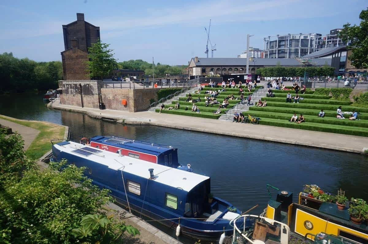 Regents Canal King's Cross