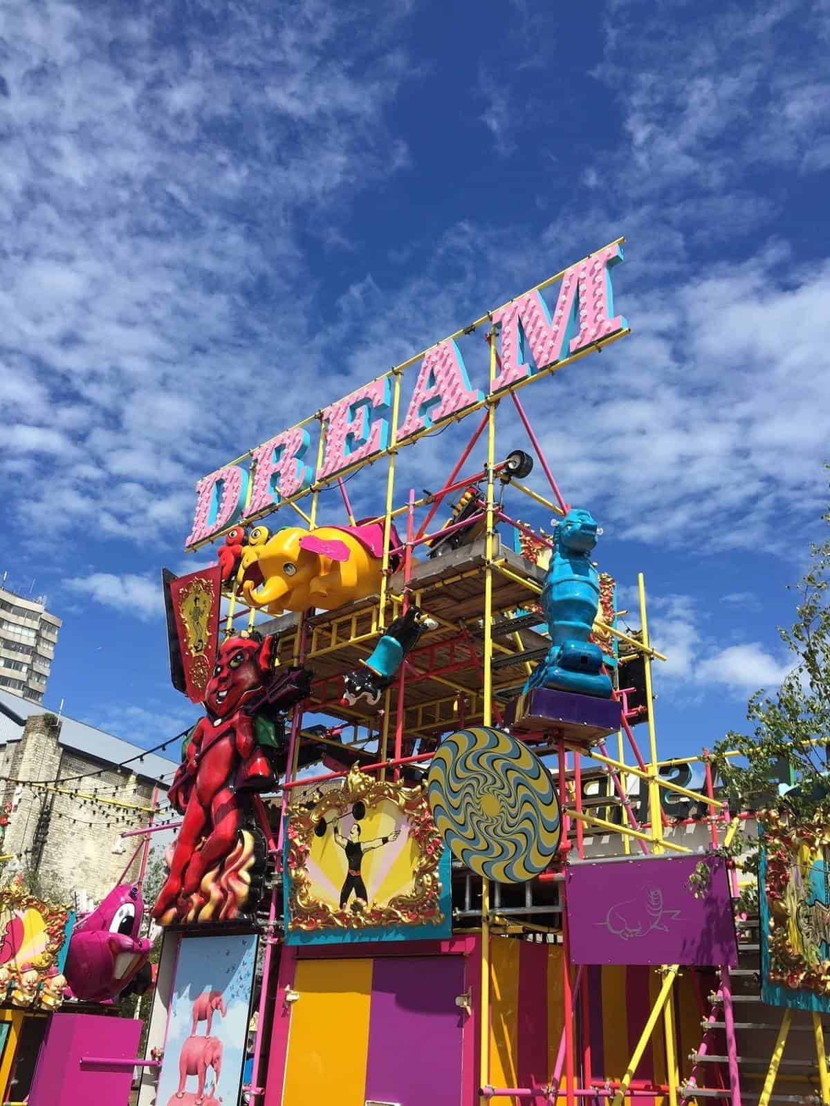 Dreamland in Margate