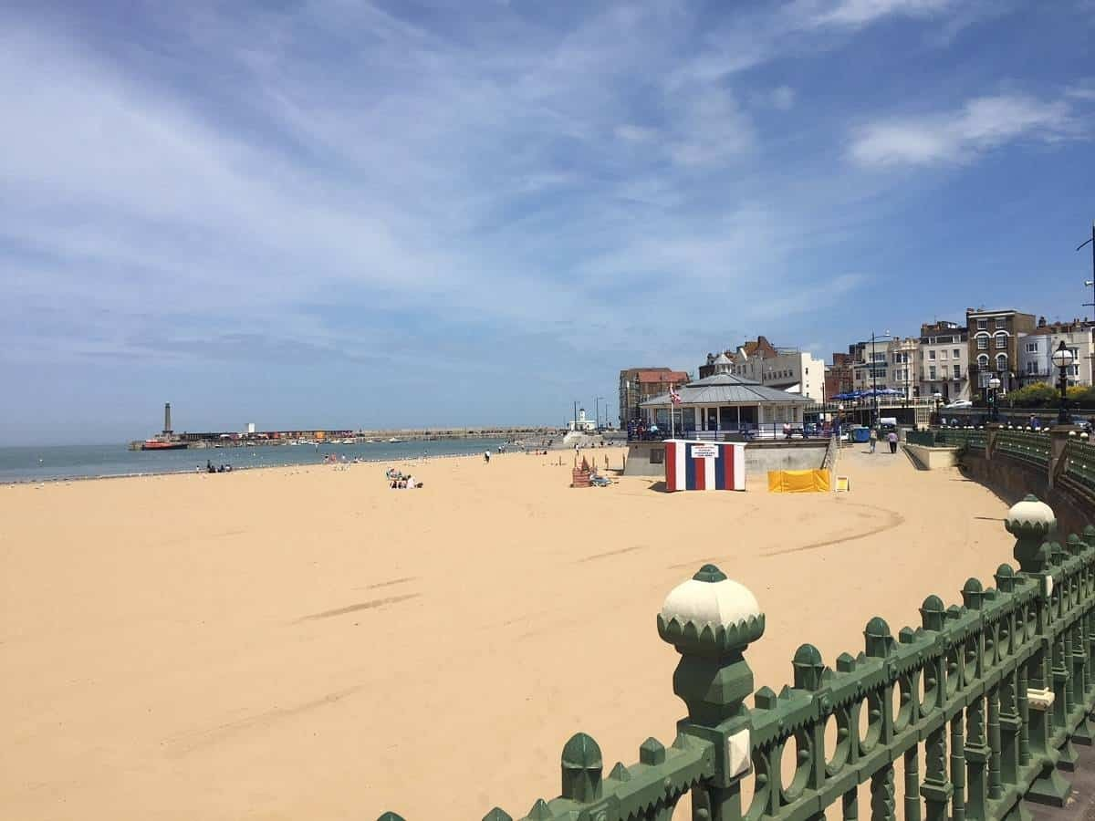 Exploring Margate in Kent