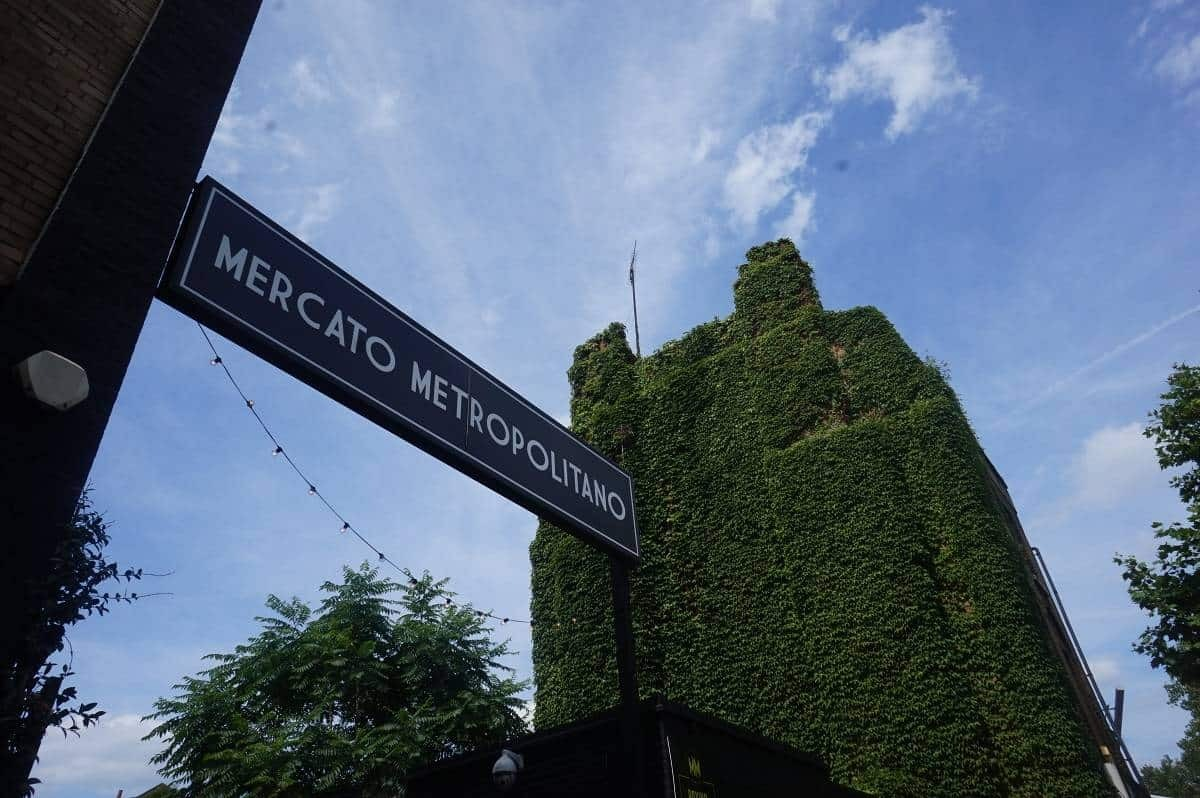 Mercato Metropolitano Elephant and Castle