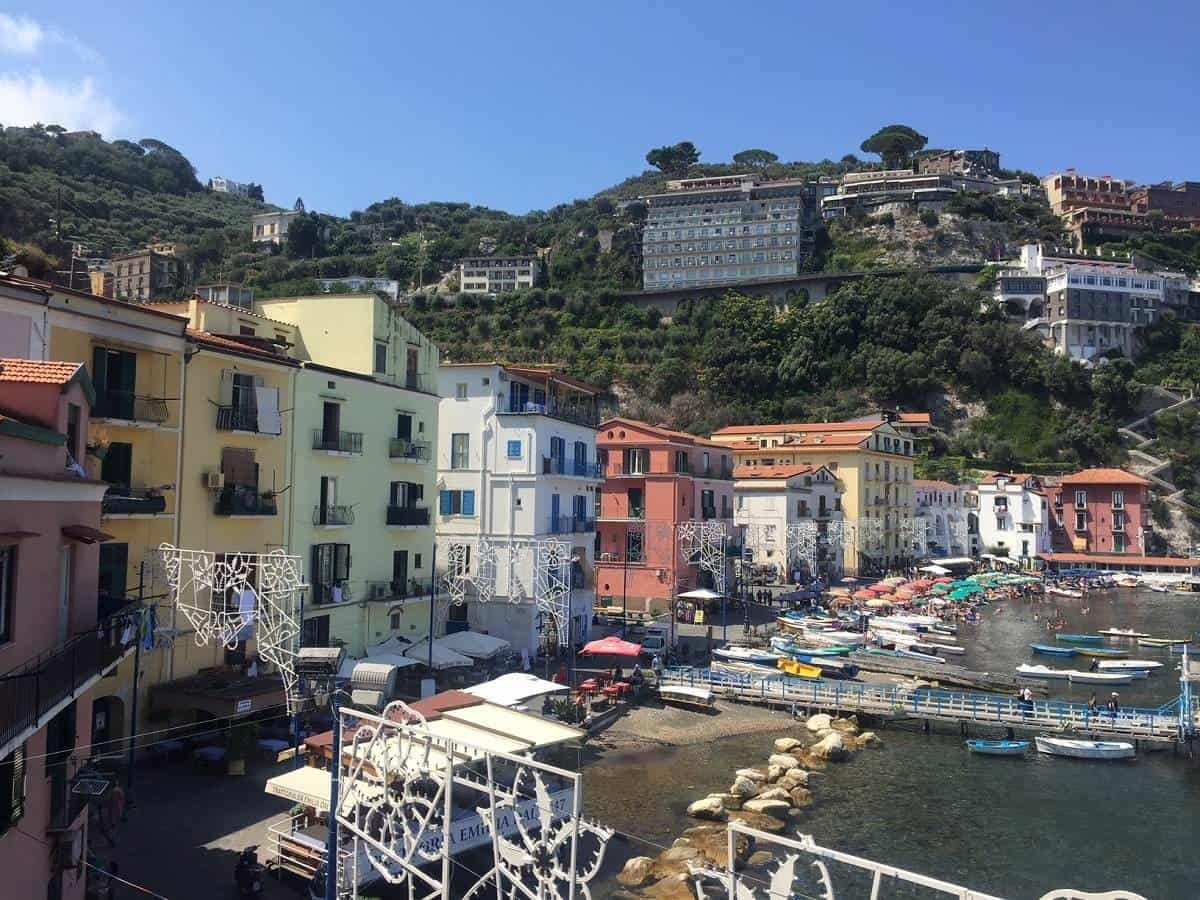 A guide to the Amalfi Coast