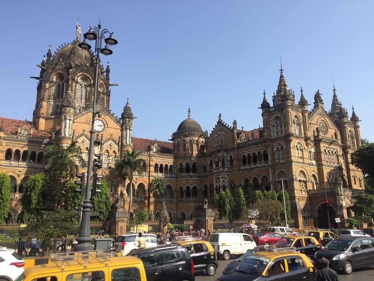 Mumbai's Victoria Terminus
