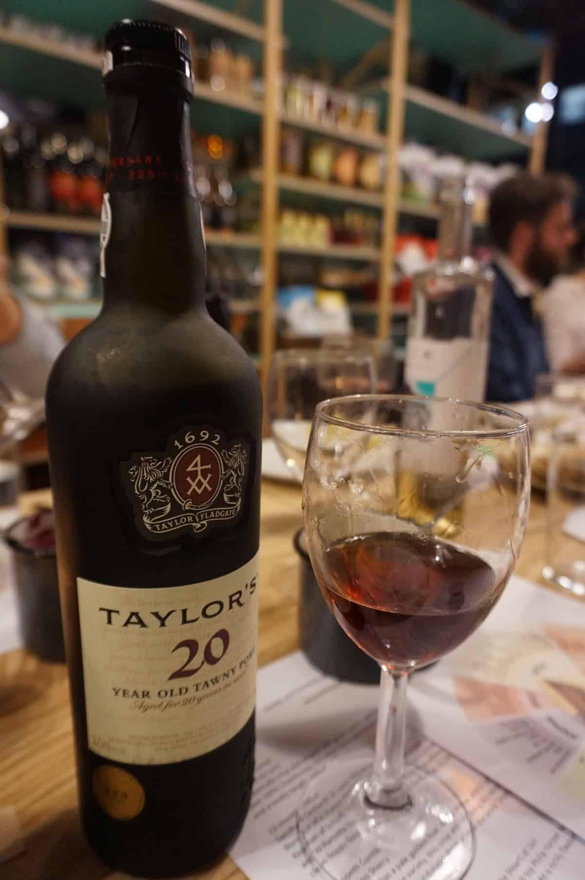 20-year-old Taylors Port