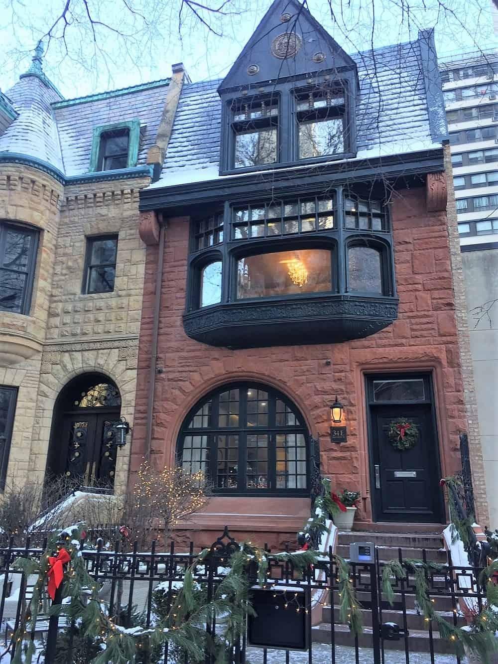 Chicago historic houses